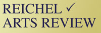 Reichel Arts Review Logo